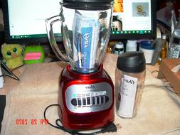 Oster Classic Series 8-Speed Blender Duralast Metal Drive+si