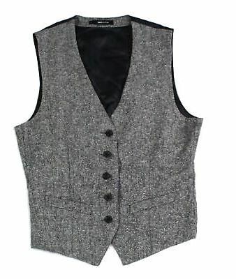 ruth and boaz mens suit vest gray