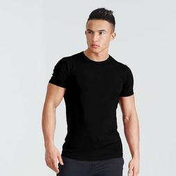 Men's Gym Bodybuilding Fitness Cotton Clothing Muscle Muscle