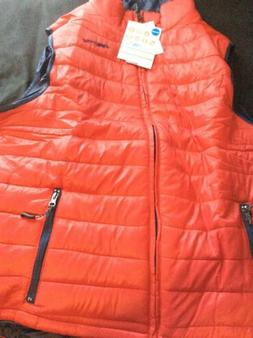 ARCTIX Mens Outtabound Vest Size XL Color Vintage Red New Wi