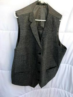 Ruth&Boaz 2Pockets 4ButtonsHerringbone Tailored Collar Suit